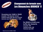 Brunch du dimanche