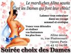 CHOIX DES DAMES